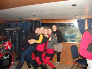 Partyboot huren Friesland